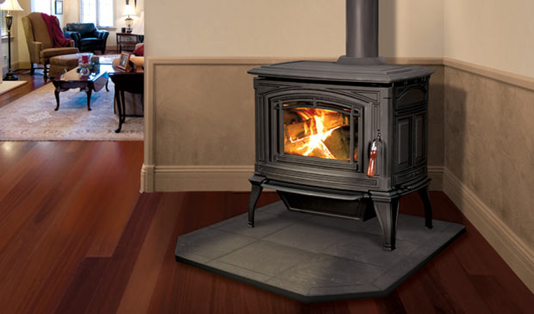 Boston 1200 Freestanding Wood Stove
