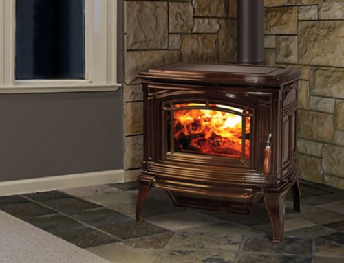 Boston 1700 Freestanding Wood Stove
