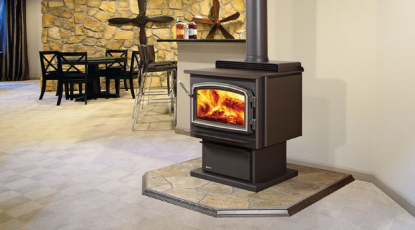 Classic F110 Small Wood Stove Energy Resources