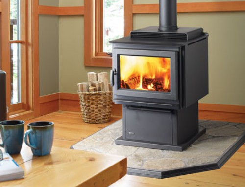 Pro-Series F3500 Large Wood Stove