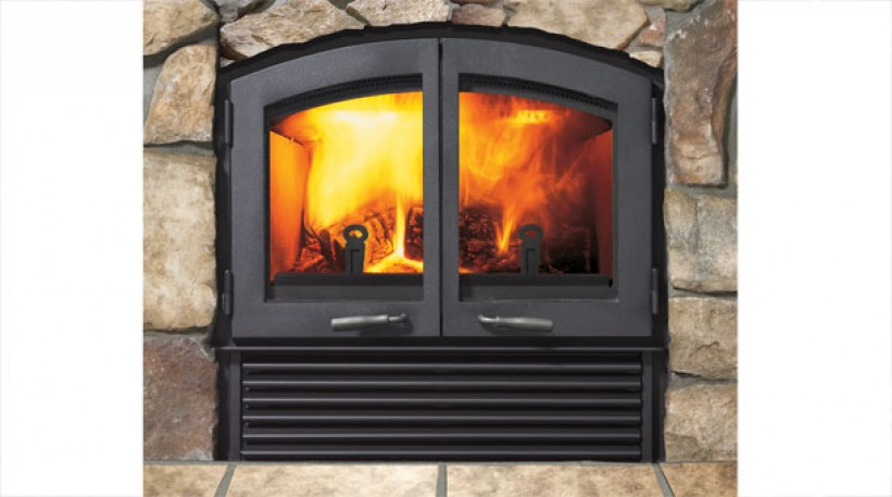 Classic R90 Large Wood Fireplace Energy Resources