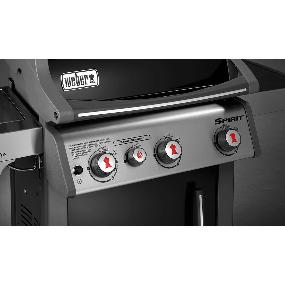 Convert Natural Gas Grill To Propane Weber Genesis E