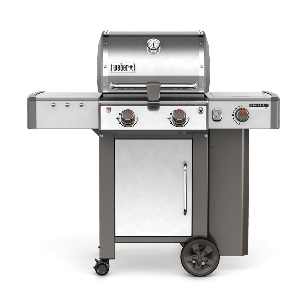 Weber Genesis II LX S240
