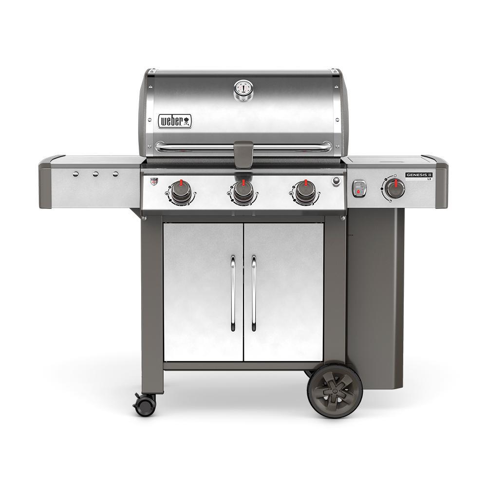 Weber Genesis II LX S340