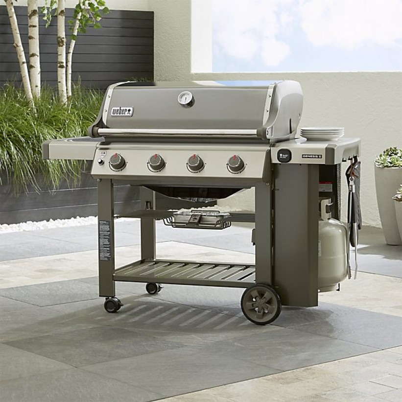Weber Genesis Ii E410 Energy Resources