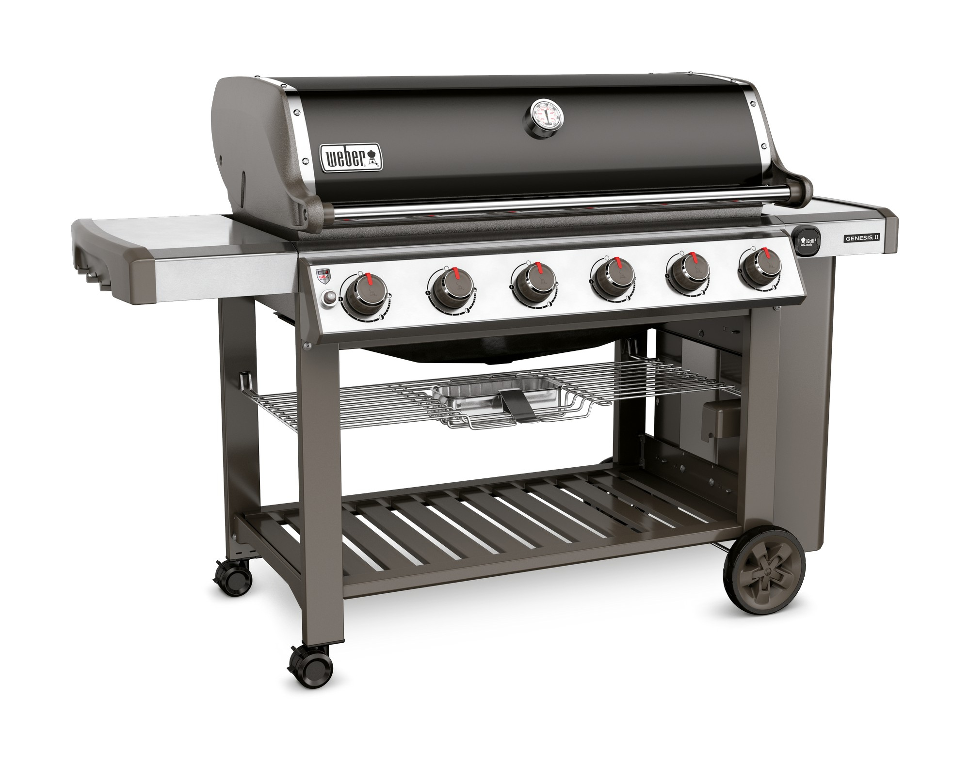 Weber Genesis Ii E610 Energy Resources