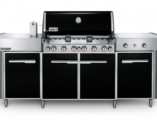 Weber Summit Grill Center Black